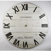 Zentique Inc. 60'' Clock Face