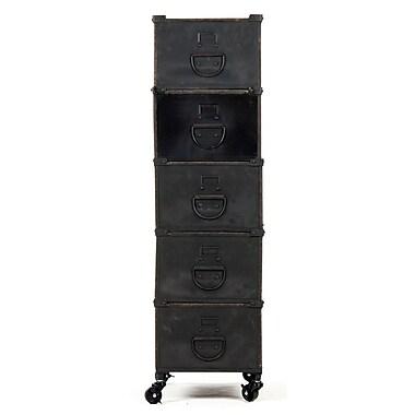 Zentique Jaim Metal Storage Stack