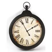 Zentique Inc. Iron Clock