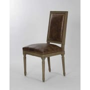 Zentique Louis Side Chair