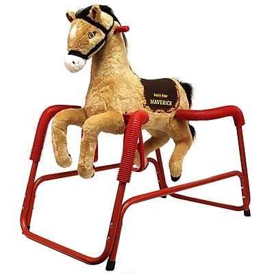 Rockin' Rider Maverick Spring Horse