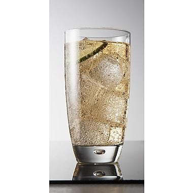 Flato Home Ambiance 16 oz. Highball Glass (Set of 4)