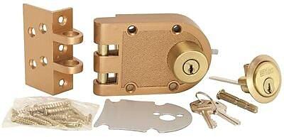 Hardware Express Anvil Mark Double Cylinder Jimmyproof Lock
