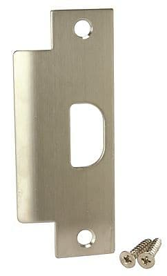 Hardware Express A.S.A. Strike Plate (Set of 2)
