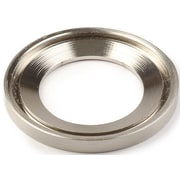 Inello Vessel Sink Mounting Ring; Brushed nickel