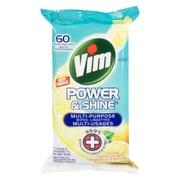 Vim Wipes – Lingettes antibactériennes, paq./60