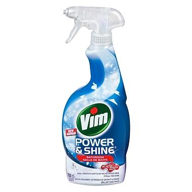 Vim Power & Shine Bathroom Spray, 700mL
