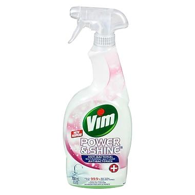 Vim – Vaporisateur multiusages antibactérien Power & Shine, 700 ml