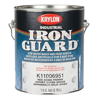 Krylon® Industrial Iron Guard Red Primer 3.78L 3.78 L (K11006951)
