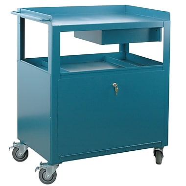 Stackbin Mechanics Cart, No Bins (4-HDM-4)