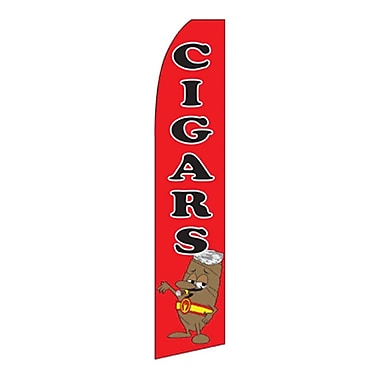 NeoPlex Cigars Swooper Flag