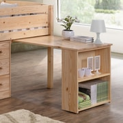 Canwood Furniture Whistler Junior Slide Out Writing Desk; Natural by