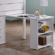 Canwood Furniture Whistler Junior Slide Out Writing Desk; White by