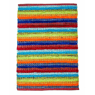 CLM Casa Bella Hand-Woven Multi Area Rug; 2'6'' x 4'2''