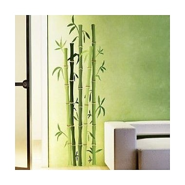 Style and Apply Bamboo Bushes Wall Decal; 24'' H x 24'' W