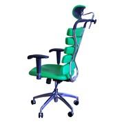 DSD Group Soho Desk Chair; Green