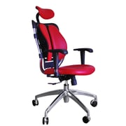 DSD Group Tribeca Desk Chair; Red