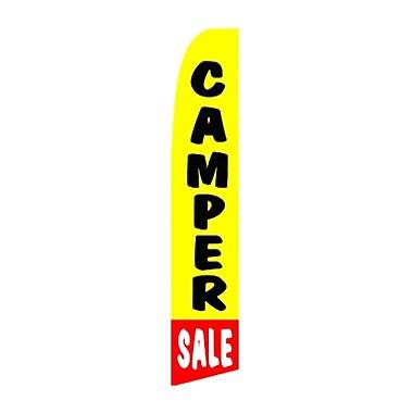 NeoPlex Camper Sale Swooper Flag