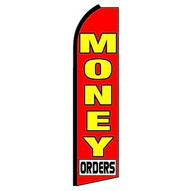 NeoPlex Money Orders Swooper Flag