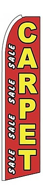 NeoPlex Carpet Sale Swooper Flag