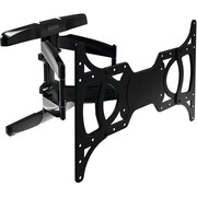 Stanley Tools Full-Motion TV Mount 37''-65'' Flat Panel Screens