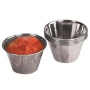 Fox Run Craftsmen Nantucket Seafood Sauce Cup Condiment Servers (Set of 6)