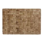 VonShef Bamboo Wooden Cutting Board