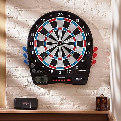 GLD Products Viper Showdown Electronic Dartboard