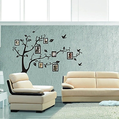 RetailSource Tree to Showcase Your Picture Wall Decal; 24'' H x 36'' W