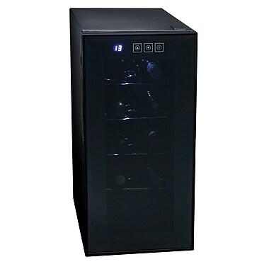 Koolatron 10 Bottle Single Zone Built-In Wine Refrigerator