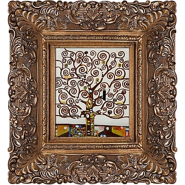 Tori Home Tree of Life by Gustav Klimt Framed Painting
