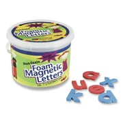 Pacon Creative Products Magnetic Alphabet Letters,Foam, Lower Case, 1-1/2'', 108 Ct.