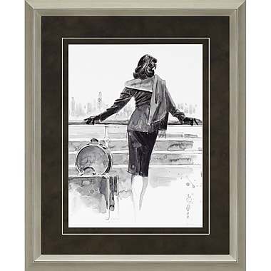 Paragon Port of Call Study Framed Painting Print