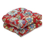 Pillow Perfect Daelyn Outdoor Chair Seat Cushion (Set of 2)