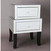 Wayborn 2 Drawer Mirror Chest