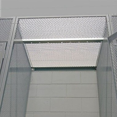 Hallowell Bulk Storage Locker Top; 36'' x 36''