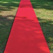 ArtOFabric Light Weight Wedding Aisle Runner