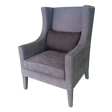 Crestview Fifth Avenue Wingback Chair