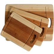 Heim Concept 3 Piece Bamboo Cutting Board Set