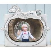 Arthur Court Rocking Horse Picture Frame