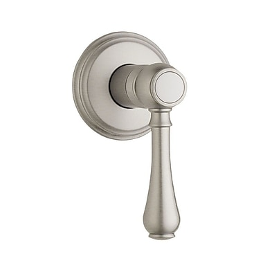 Grohe Geneva Volume Control Faucet Shower Faucet Trim Only; Brushed Nickel
