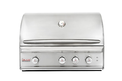 Blaze Grills Professional Blaze 3-Burner Built-In Convertible Gas Grill; Propane WYF078277083814