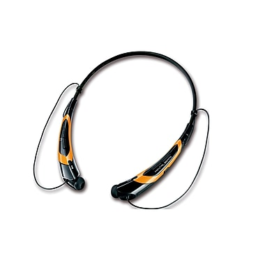 Mental Beats 559 Unleashed Bluetooth Headset, Orange