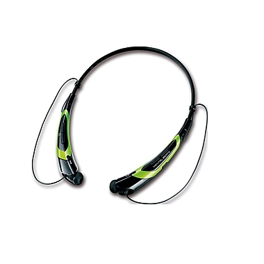 Mental Beats 560 Unleashed Bluetooth Headset, Green