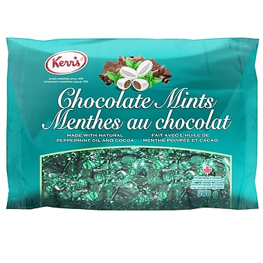 Kerr's Chocolate Mints, 500 g