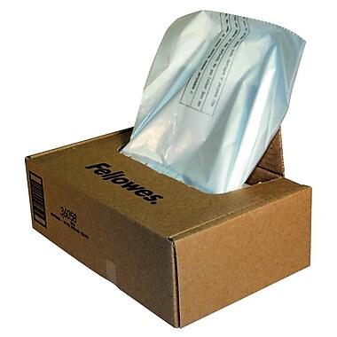 Fellowes® - Sacs pour déchiqueteurs Powershred®, 38 gallons, paq./50 (3605801)