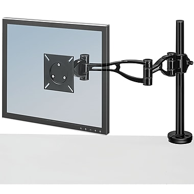 Fellowes® Depth Adjustable Monitor Arm (8041601)