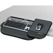 Fellowes® - Plateau pour clavier Tilt n' Slide Pro Keyboard Manager, (8060201)