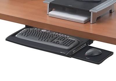 Fellowes® Office Suites™, Deluxe Underdesk Keyboard Drawer