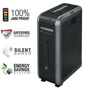 Fellowes Powershred 125Ci 100% Jam Proof Cross-Cut Shredder (3312501)